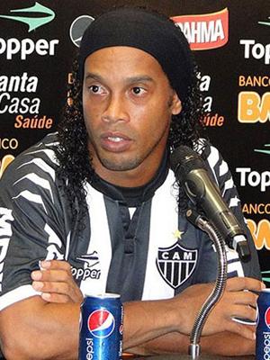 Foto: Ronaldinho (c) maxwellreyes.com