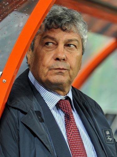 Foto: Mircea Lucescu (c) uefa.com