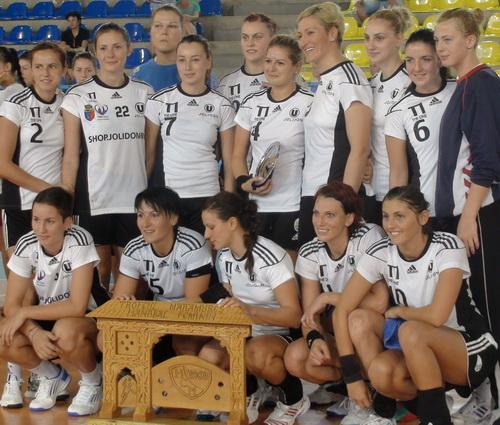 Foto: U Jolidon Cluj, locul 1 la editia 13 a Trofeului Maramures (c) eMaramures.ro