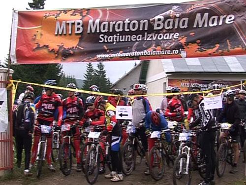 Foto: MTB Maraton Baia Mare 2011 (c) eMaramures.ro