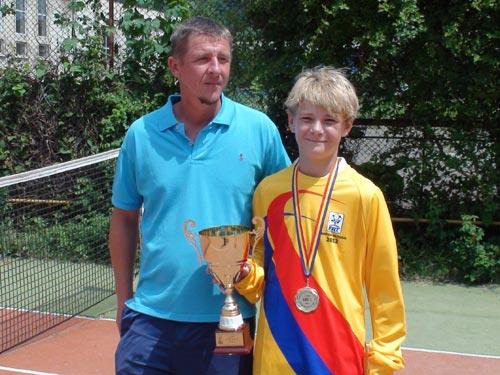 Foto: Marius Babiciu si Gabriel Liahovici (c) eMaramures.ro