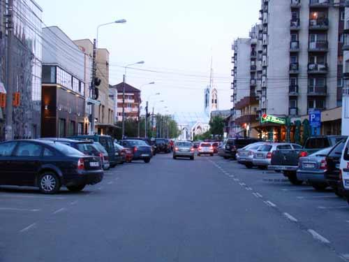 Strada Scolii din Baia Mare (c) eMM.ro